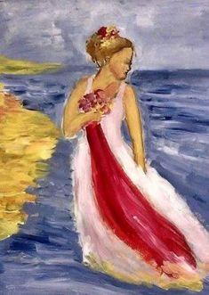 Little princess Painting Princess Painting, Princess Art, Original Paintings, Original Art, Little Princess, Figurative Art, Artwork Online, Buy Art, Saatchi Art