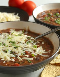 60 vegetarian black bean recipes.. easy recipes and some are vegan!