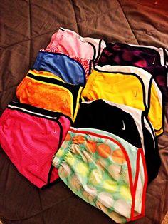 Running shorts forever