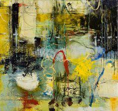 Encaustic Artist Mary Black - Encaustic Art Mixed Media - Corpus Series