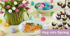 Hop into Spring - The Pampered Chef®