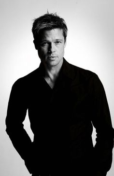Brad Pitt - I have a lot of respect for this man. His performance in Moneyball is my favorite.