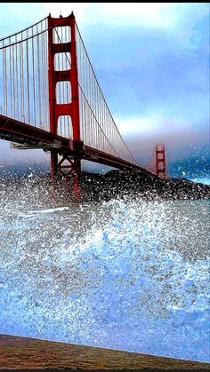 Golden Gate Bridge, Travel, Image, Viajes, Traveling, Tourism, Outdoor Travel