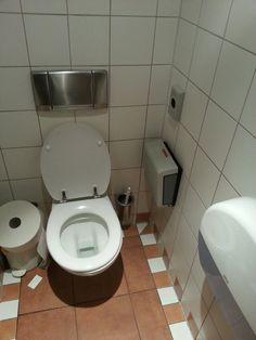 Toilette im Bolero Rotherbaum