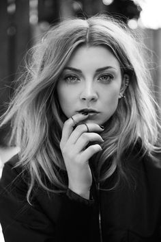 "Natalie Dormer - ""Perfect is very boring, and if you happen to have a different look, that's a celebration of human nature, I think. If we were all symmetrical and perfect, life would be very dull."" Ugh love her. Now I must watch game of thrones too"