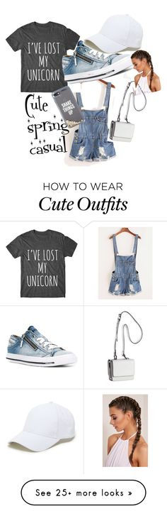 """cute spring outfit"" by duncancl on Polyvore featuring Diesel, Kendall + Kylie, Sole Society and Kate Spade"
