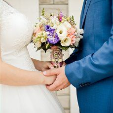 #Love #cute #lovely #flowers #happiness #wedding day #church #bridesmaids #girls #pink  #blue #green #violet Pink Blue, Blue Green, Bridesmaids, Wedding Decorations, Wedding Day, Happiness, Girls, Cute, Flowers