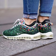 Sneakers femme - Nike Air Max 97 ©caropuccino