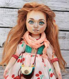 Новая куколка.  продана