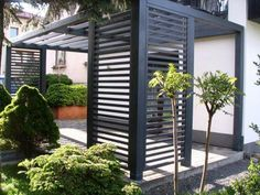 The pergola kits are the easiest and quickest way to build a garden pergola. There are lots of do it yourself pergola kits available to you so that anyone could easily put them together to construct a new structure at their backyard. Modern Pergola, Outdoor Decor, Pergola Designs, Modern, Garden Design