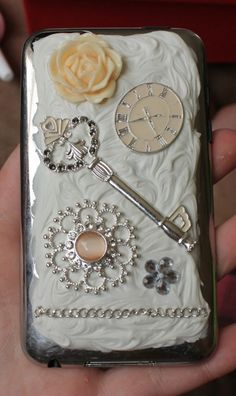Vintage cell phone cover