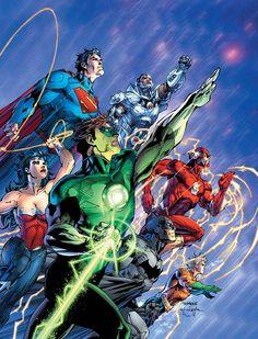 GRAPHIC INK: THE DC COMICS ART OF JIM LEE HC