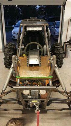 The Edge - Barracuda Chassis / frame. Go Kart Buggy, Off Road Buggy, 4x4 Trucks, Custom Trucks, Go Kart Kits, Go Kart Plans, Diy Go Kart, Honda Scrambler, Moto Car