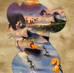 Lion King this is so cool! Awesome movie