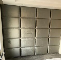 Velvet Headboard, My Room, Bedroom Ideas, Bedrooms, New Homes, Goals, Future, Bathroom, Tv