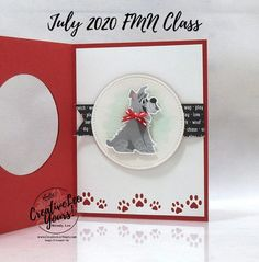 Fun Fold Cards, Folded Cards, Dog Cards Handmade, Send A Card, Cat Cards, Stamping Up Cards, Animal Cards, Scrapbook Pages, Scrapbooking