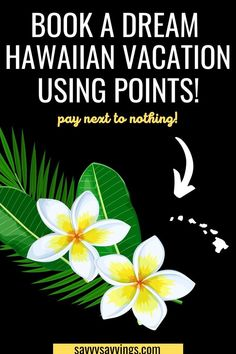 Do you dream of a Hawaiian vacation but think Hawaii is too expensive? Think again! If you use credit card points to book a trip to Hawaii for free, you can free up the rest of your budget for fun activities! Hawaii definitely can be a budget destination! travel // Hawaiian vacation // travel hacks // credit card hacks Credit Card Hacks, Credit Card Points, Packing Tips For Travel, Travel Guides, Travel Hacks, Vacation Trips, Vacation Travel, Travel Flights, United States Travel
