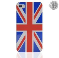 Carcasa iPhone 4 Bandera UK
