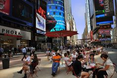 New York City Revitalizes the Life Between Buildings - Buildipedia