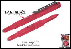 Tactical Self-Defense Pen - SEE THE TOP PERSONAL SELF DEFENSE PRODUCT AT http://www.selfdefensegearco.com/YellowJacketiPhoneCaseStunGun.htm