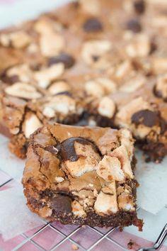 Bokkenpootjes brownies. - Schepje Suiker