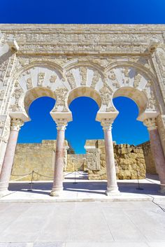 Medina Azahara in Cordoba, #Spain