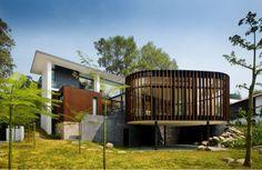 Screen House / K2LD Architects / Singapur