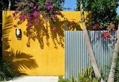 Déco mur extérieur jardin : 45 belles idées à essayer