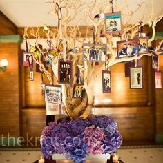 I think this on the favor table with pictures of our families and children would be an amazing personal touch.