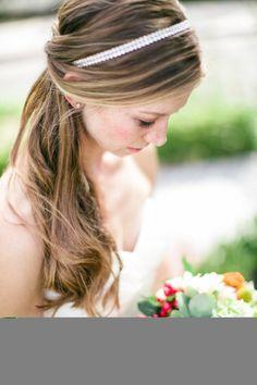 Bridal Headband, Two-Row Rhinestone SPARKLE, Wedding headband, Accessories, Bridal, Wedding, Hair Accessory, Bridal