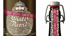 Winter Beard Double Chocolate Cranberry Stout...yum I want this