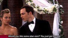 Sheldon!! I love you.