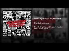"The Rolling Stones ""2000 Light Years From Home"" (1967)"