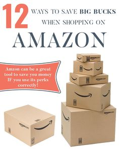 Saving Money While Shopping on Amazon