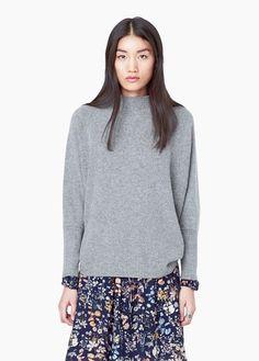 100% cashmere sweater | MANGO