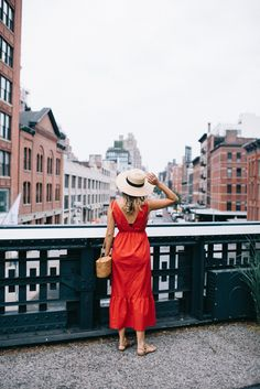 New York guide: The High Line, Meatpacking & Greenwich Village. A unique, iconic and utterly romantic area of New York New York Travel Guide, High Line, Greenwich Village, Contemporary Fashion, Color Trends, The Great Outdoors, New Outfits, New York City, Going Out