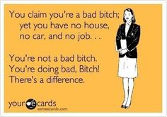 This is for all the welfare whores who live off my tax dollar because they are to lazy to get a job.