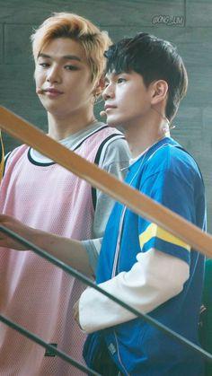 Ong Seongwoo (옹성우) & Kang Daniel (강다니엘)