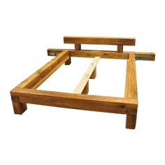 Teds Woodworking® - Woodworking Plans & Projects With Videos - Custom Carpentry Teds Woodworking® - Woodworking Plans & Projects With Videos - Custom Carpentry Pallet Bed Frames, Diy Bed Frame, Guest Bedroom Decor, Wood Bedroom, Bed Frame Design, Bed Design, Rustic Furniture, Diy Furniture, Refurbishing Furniture