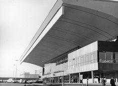 Dworzec Centralny w Warszawie, projekt: Arseniusz Romanowicz i Piotr Szymaniak