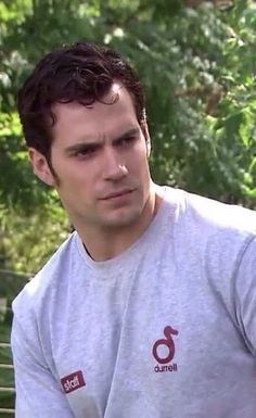 When you look at me like that Cavill I can hear my heart beat...and it's doing a lil' mambo...lol!! :)