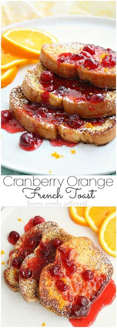 There are lots of family breakfasts and brunches during the holidays. Whether it is a Christmas brunch recipe or a Christmas breakfast recipe.or maybe a New Year's brunch recipe that you are looking (Easy Breakfast) Orange French Toast Recipe, Best French Toast, Breakfast Dishes, Breakfast Time, Breakfast Recipes, Breakfast Ideas, Breakfast Potluck, Breakfast Platter, Sweet Breakfast