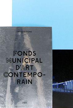 Dir. des Affaires Culturelles de Paris – Brochure FMAC 13/14 – Les Graphiquants