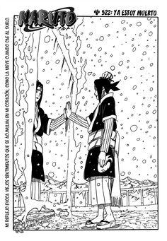 Naruto Manga 522 Español Online HD Descargar Gratis