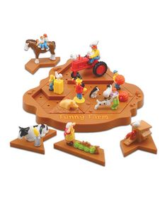 Fun Farm by Games & Puzzles on #zulilyUK today!