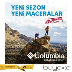 Yeni sezonda, yeni maceralar Buyaka Colombia'da! #BuyakaBiBaşka #Colombia #YeniSezon