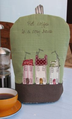 Coffee Cosies - Dear Emma Handmade Designs