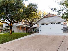 14 Favorite Front Yard Trees | HGTV Design Garage, Exterior Design, Exterior Colors, Joanna Gaines, Fixer Upper, Trees For Front Yard, Front Yards, Farmhouse Landscaping, Landscaping Ideas