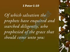 1 peter 1 10 the grace that was to come powerpoint church sermon Slide05  http://www.slideteam.net/