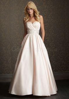 Princess Wedding Dress Princess Wedding Dress In chiffon or lace instead. Not a big silk fan but love the shape of this dress and simplicity